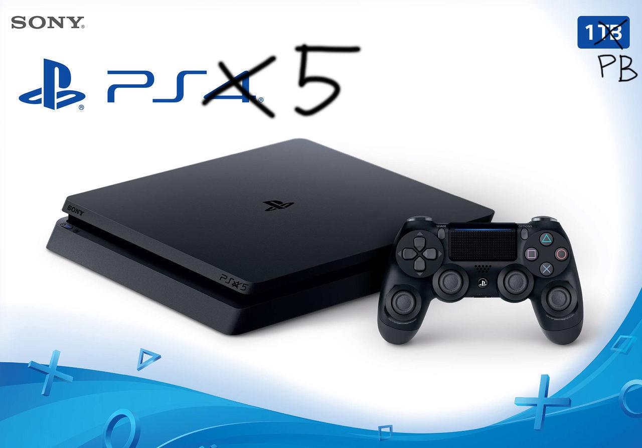 Nya PS4-spel måste kunna köras på PS5 från och med juli