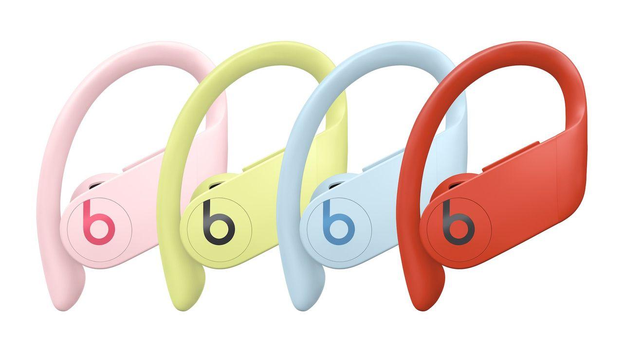 Powerbeats Pro släpps i fyra nya färger