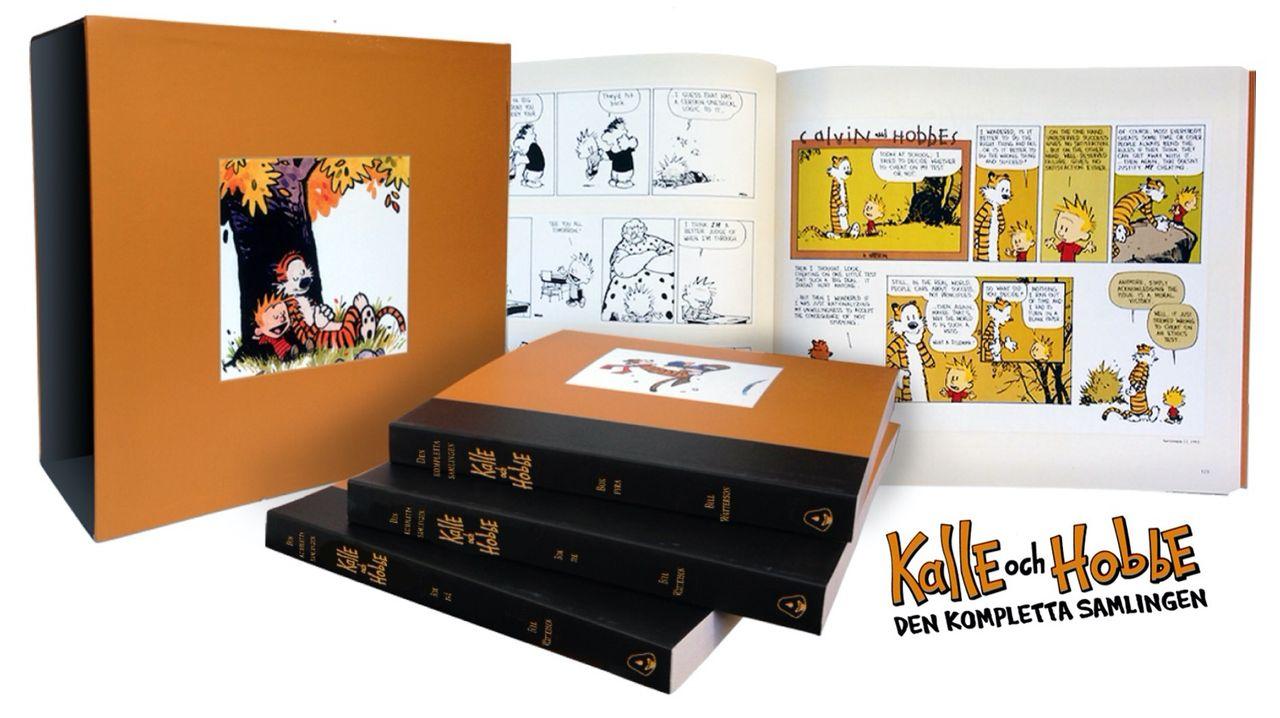 Kalle och Hobbe har dragit in över 2 miljoner på Kickstarter