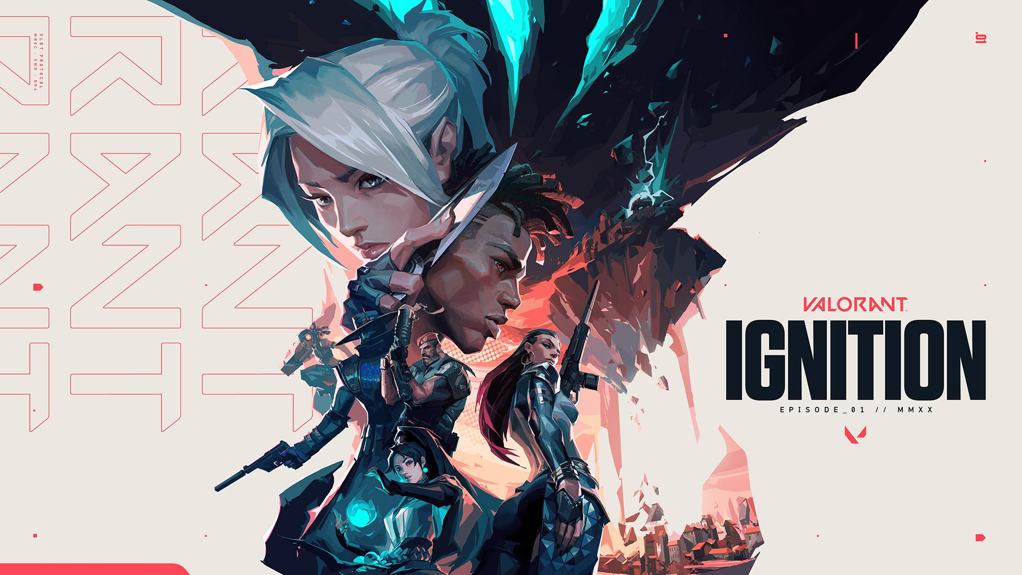 Riot lanserar Valorant ordentligt Firar med ny agent, ny karta och nytt spelläge