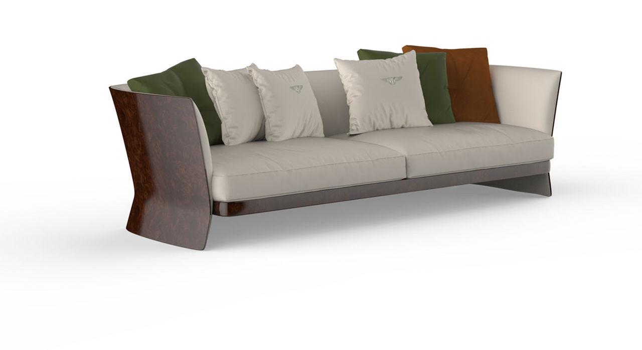 Ny möbelkollektion från Bentley