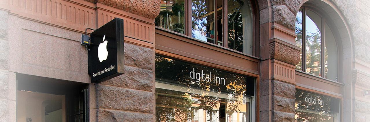 MacRent tar över Digital Inn