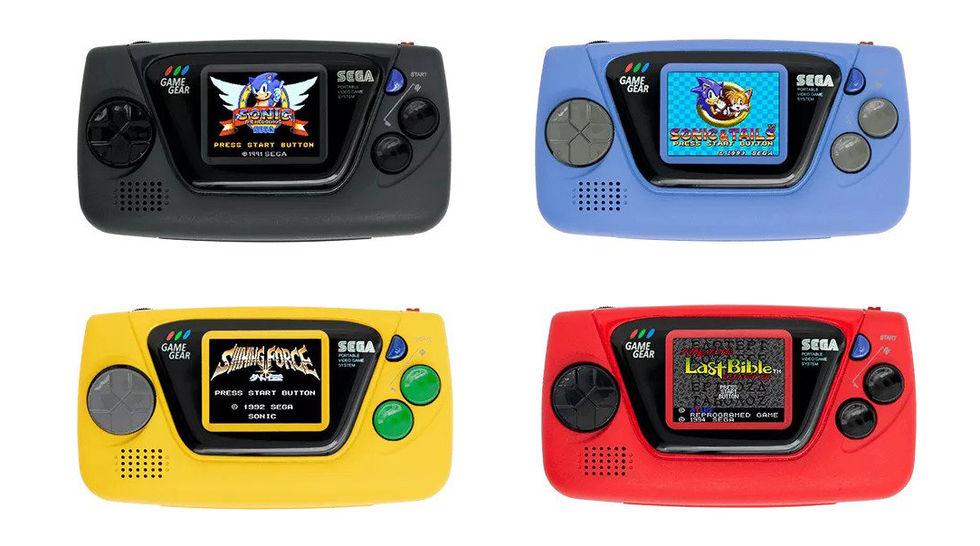 Sega firar 60 år med ny minikonsol
