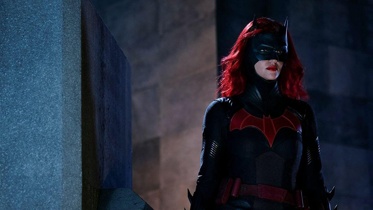 Batwoman kommer byta identitet