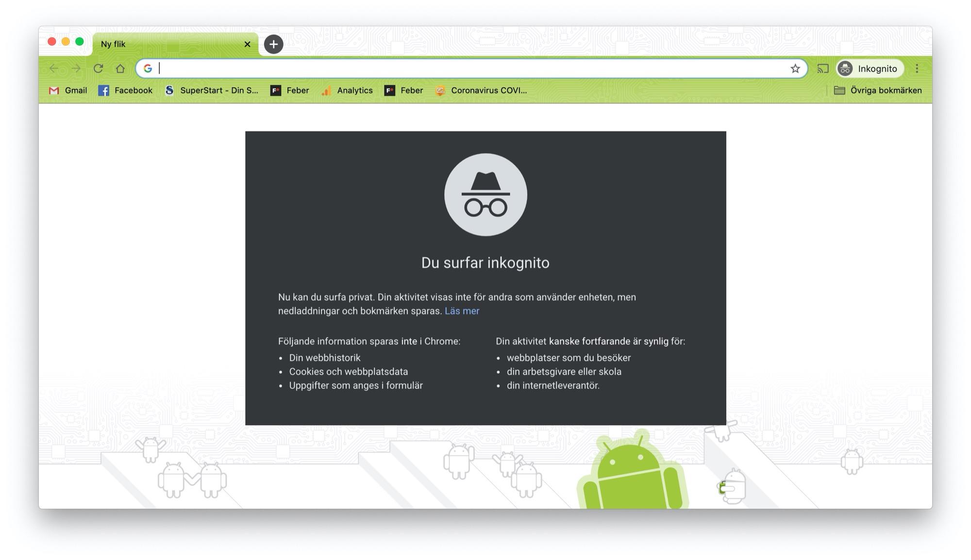 Google stäms på 5 miljarder dollar Anklagas för att spåra Chrome-användare som kör incognito-läge