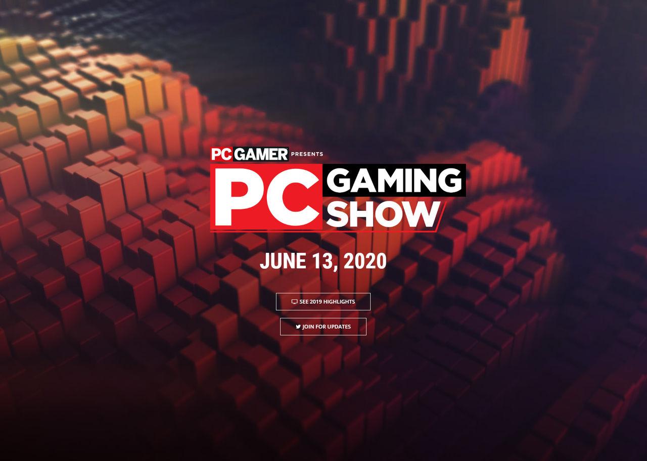 PC Gaming Show skjuts fram en vecka