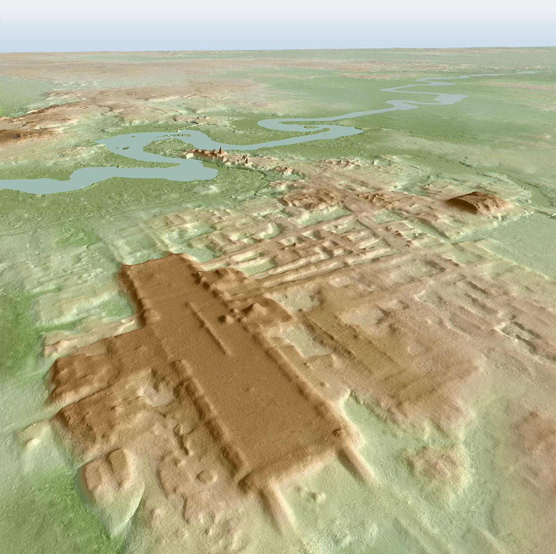 Arkeologer upptäcker de äldsta Maya-ruinerna någonsin