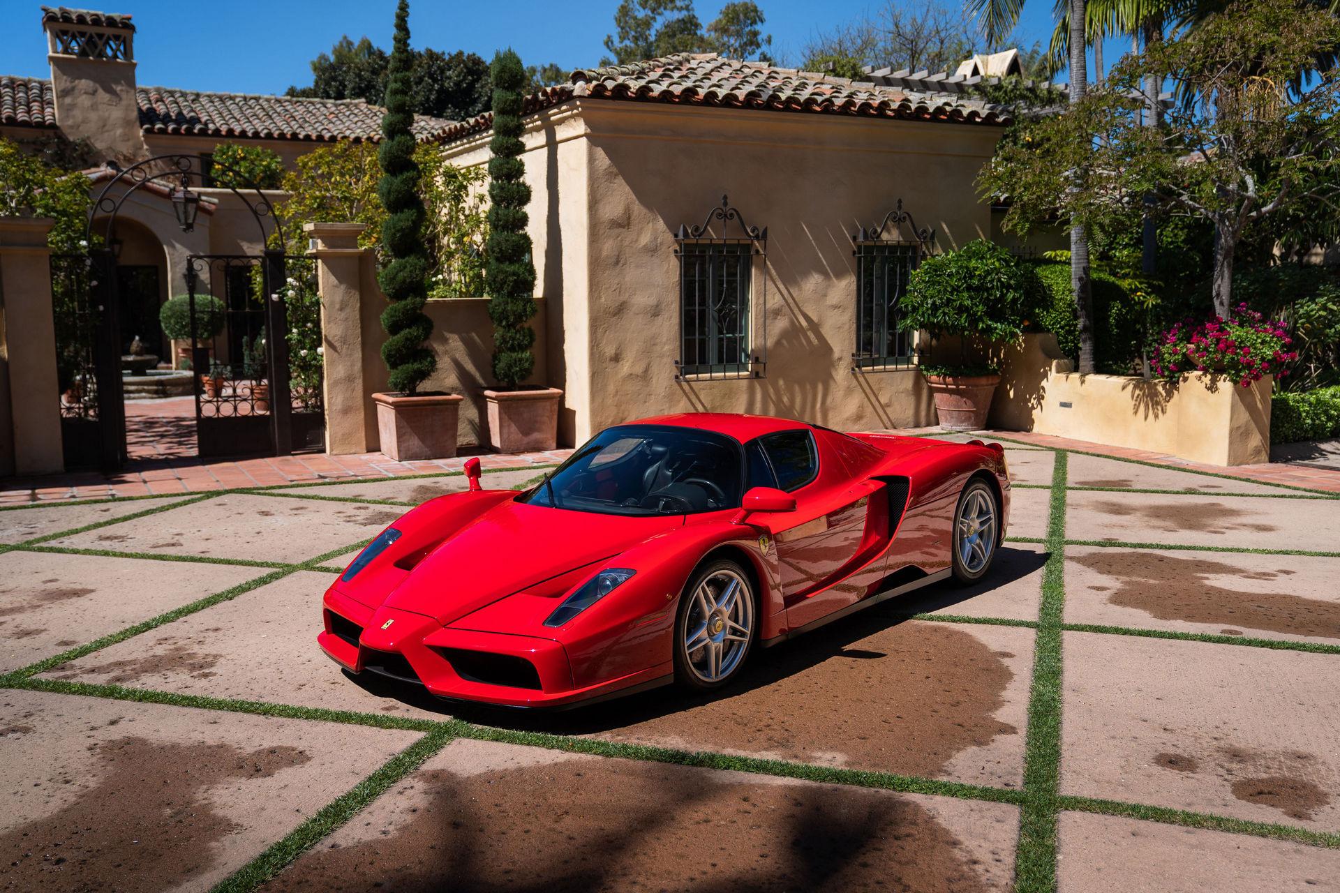 Nytt försäljningsrekord för Ferrari Enzo