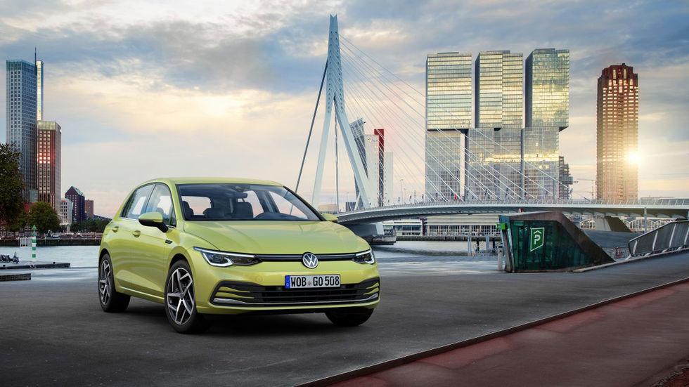 Volkswagen ska ha fixat mjukvaran i nya Golf