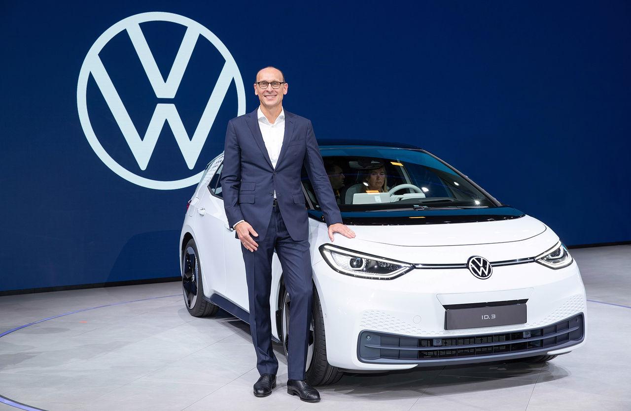 Ralf Brandstätter ny vd för Volkswagen