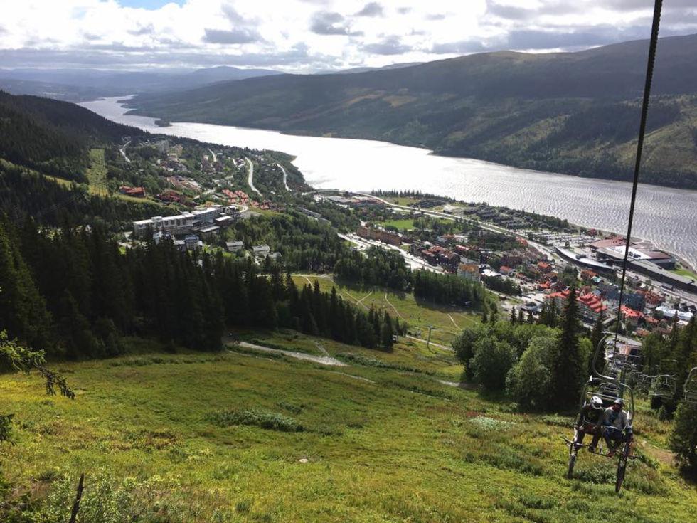 SkiStar öppnar sina anläggningar igen i sommar
