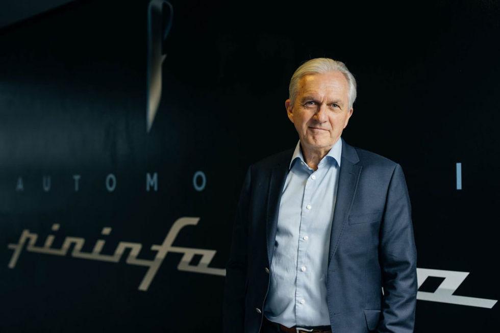 Per Svantesson intar rollen som vd för Automobili Pininfarina