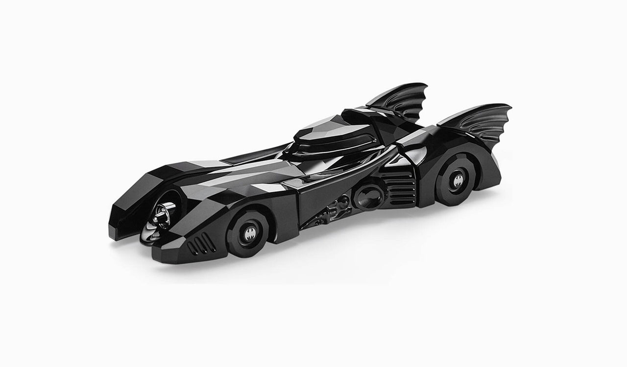 Swarovski säljer en Batmobile i kristall