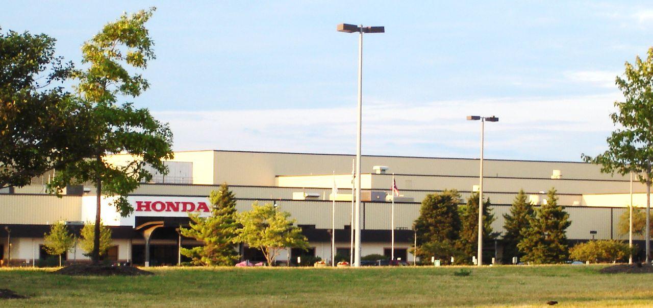 Honda fick stänga ner fabriker efter cyberattack