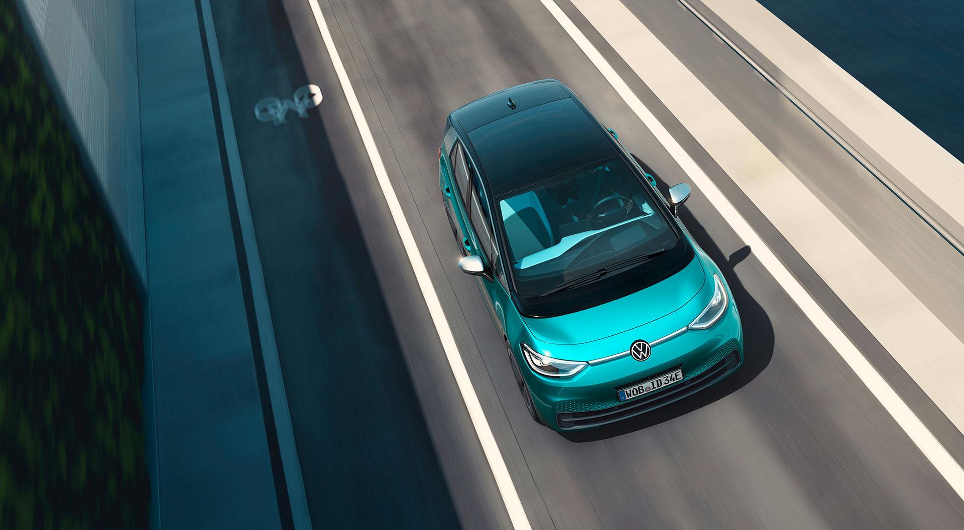 Leveranserna av Volkswagen ID.3 ska dra igång i september