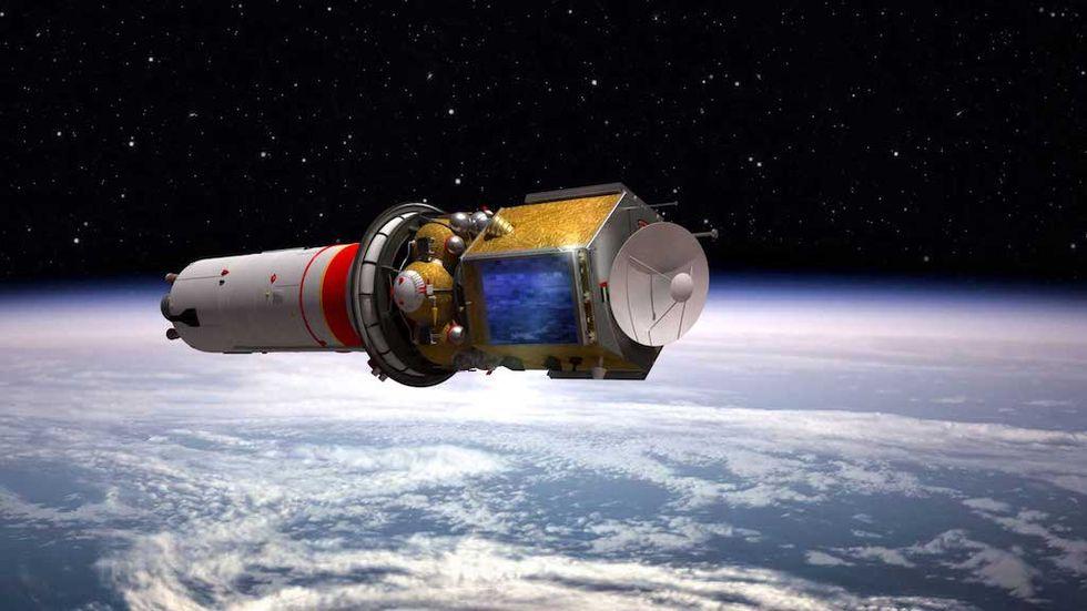 Snart åker Förenade Arabemiraten till Mars