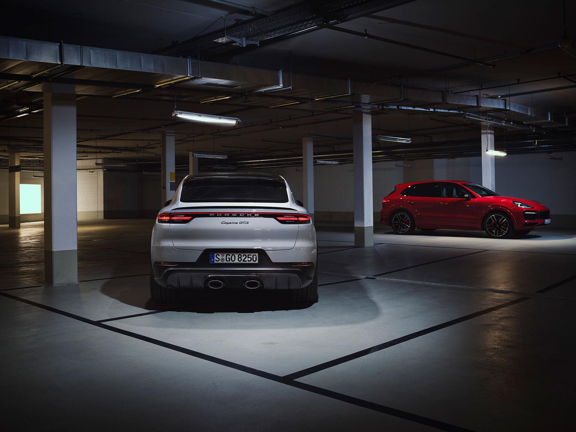 Nya Porsche Cayenne GTS är här