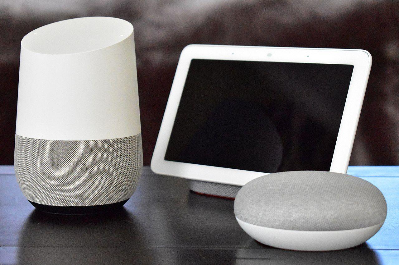 Google stämmer Sonos