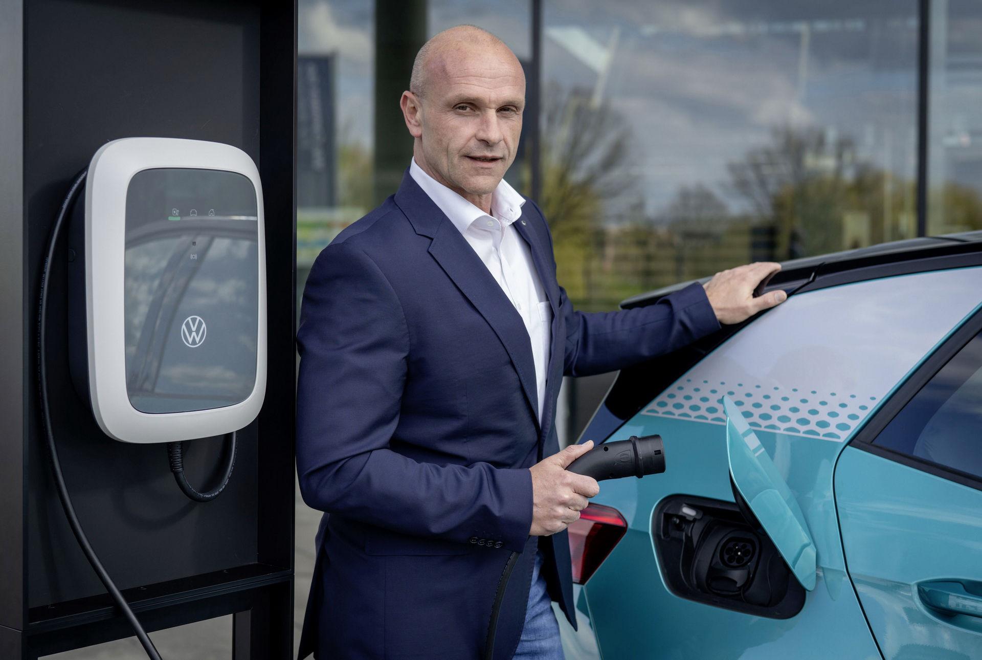 Svenska priser på Volkswagens laddboxar