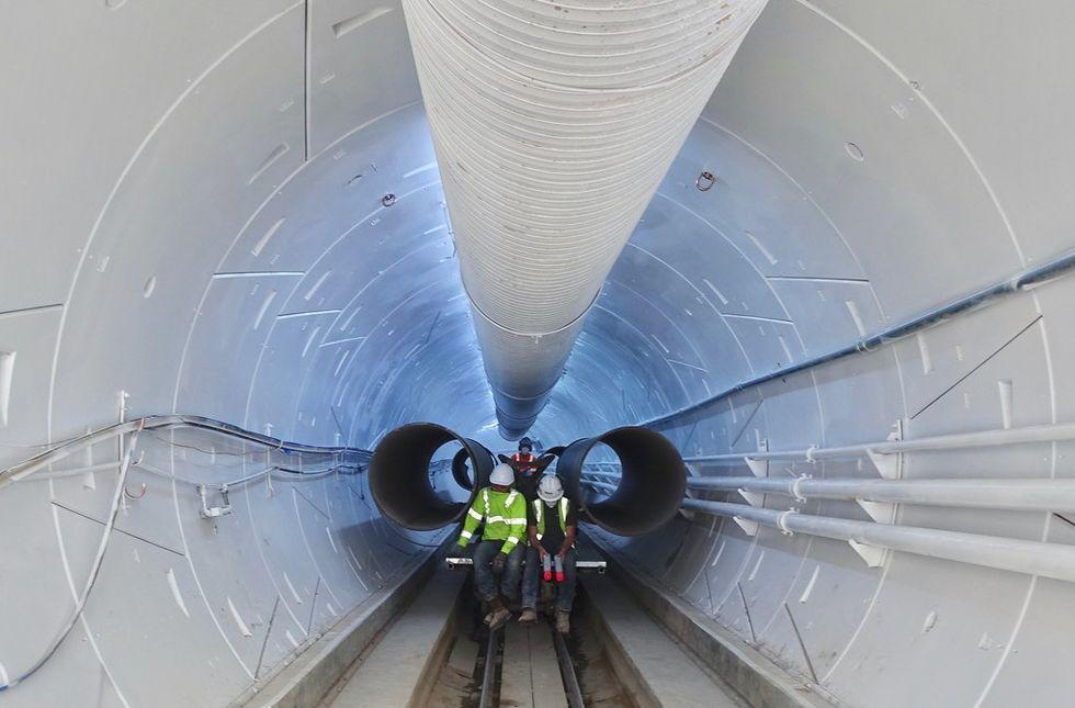 The Boring Company kanske får gräva tunnel i Norge