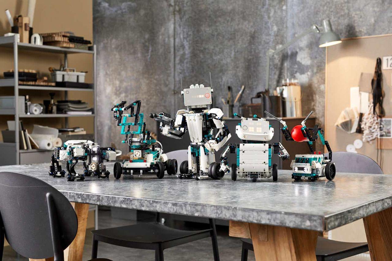 LEGO presenterar Robot Inventor