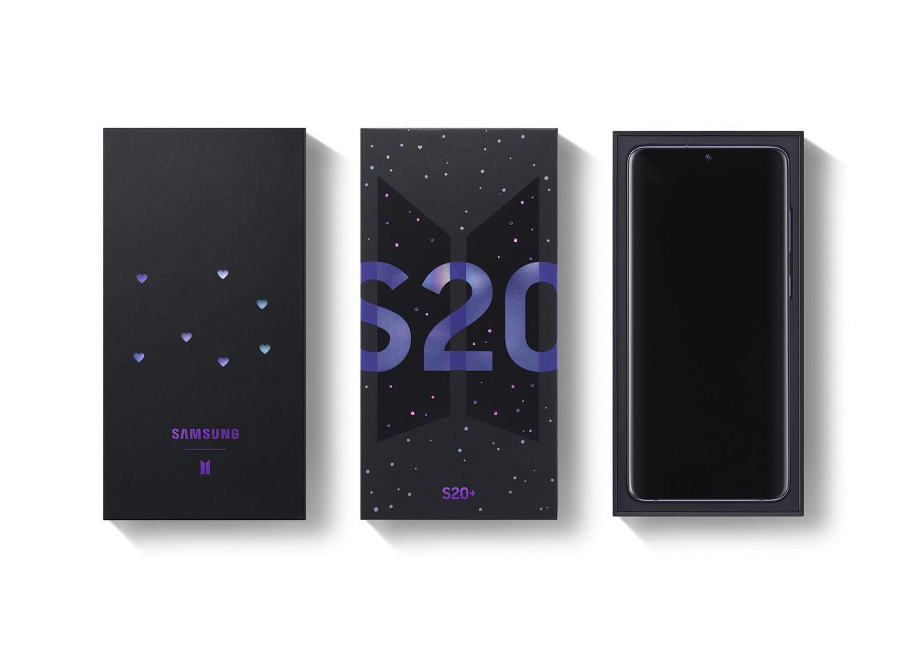 Samsung visar upp ny specialversion av Galaxy S20 Plus