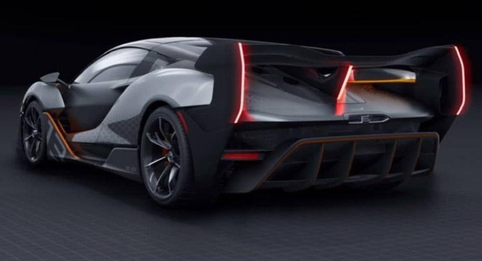 Byggslot till McLaren BC-03 till salu