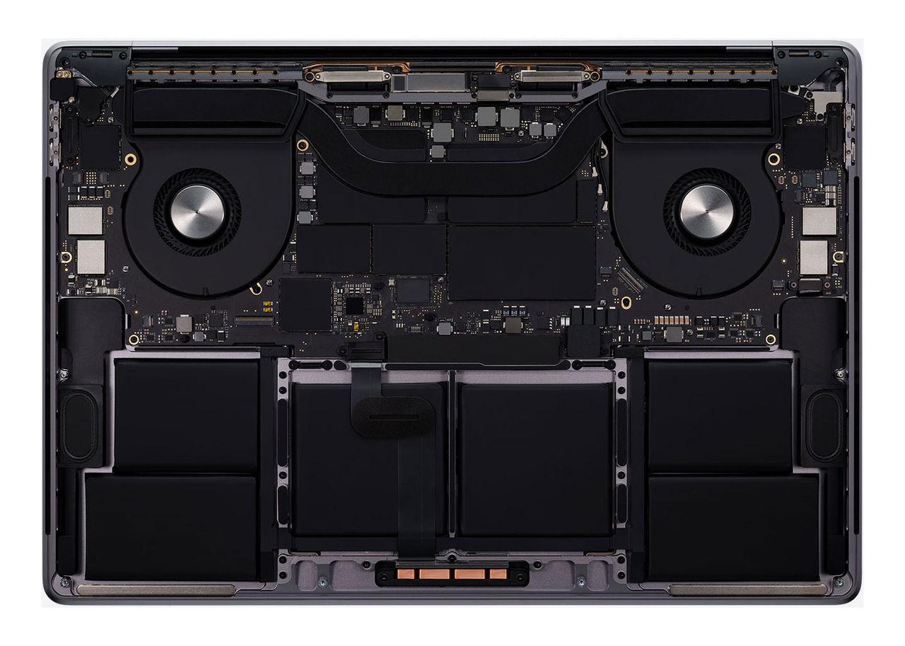 Nu kan man få AMD Radeon Pro 5600M i MacBook Pro 16