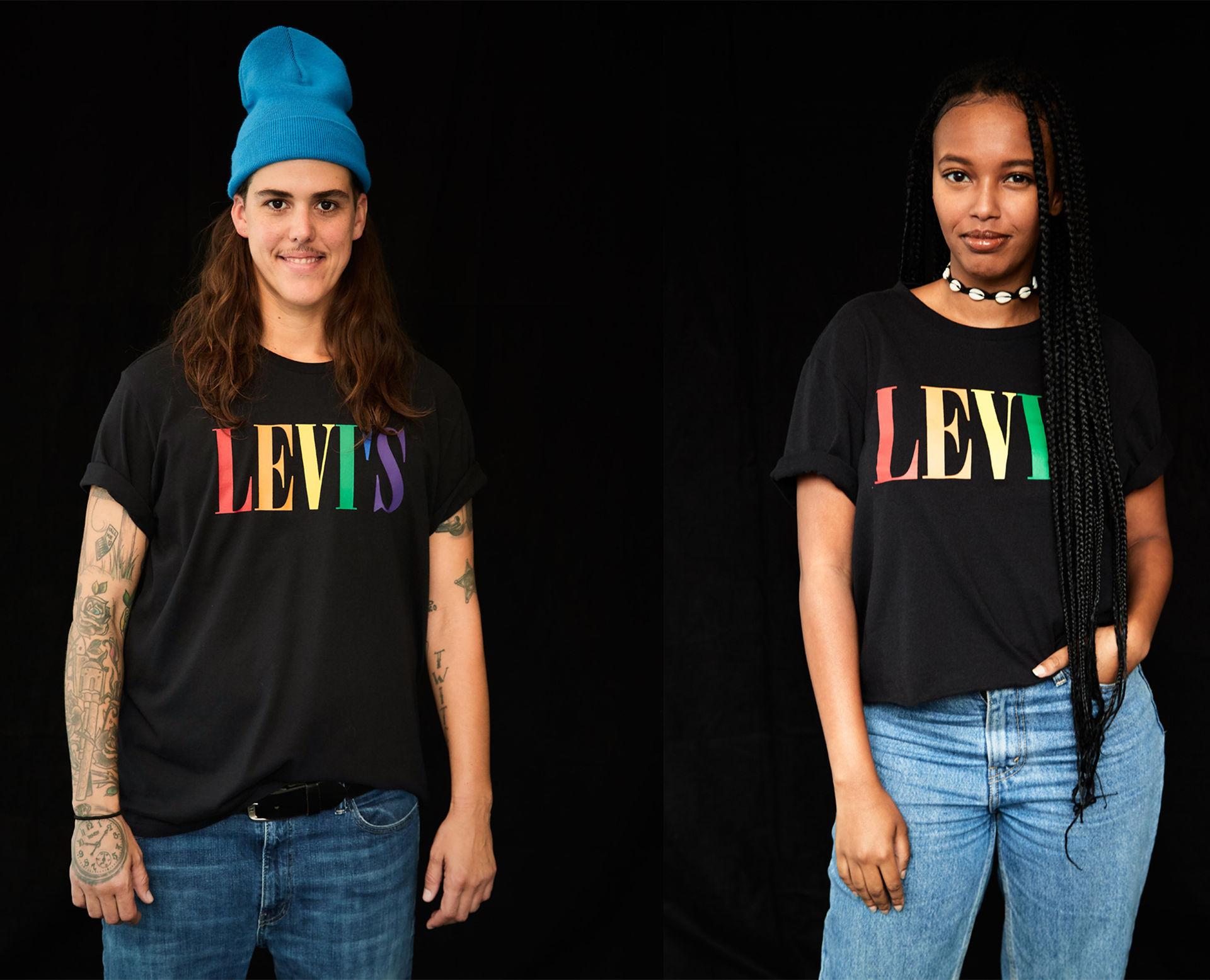 Levi's presenterar årets Pride-kollektion