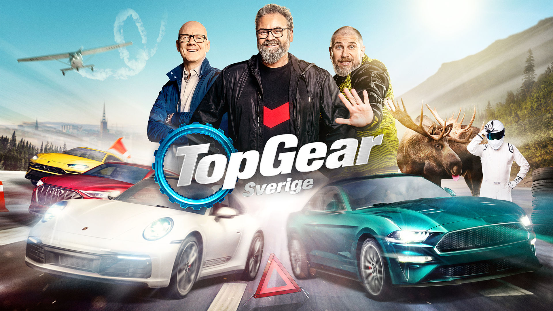 Nu kan du titta på Top Gear Sverige