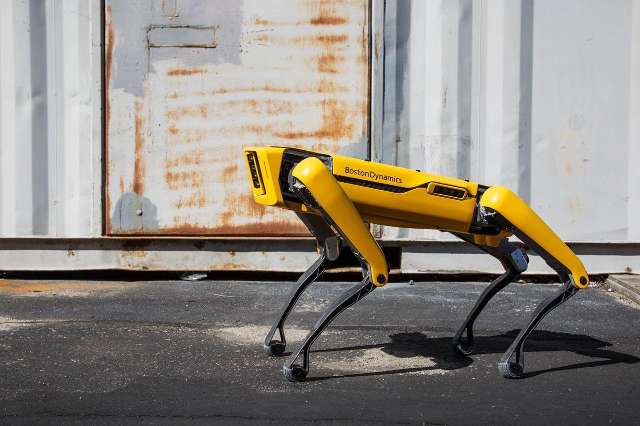 Boston Dynamics börjar sälja roboten Spot till fler företag
