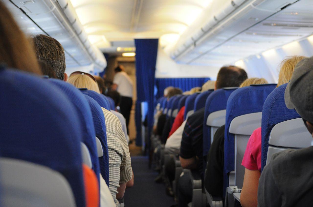 Flygbolag tar bort spriten i luften