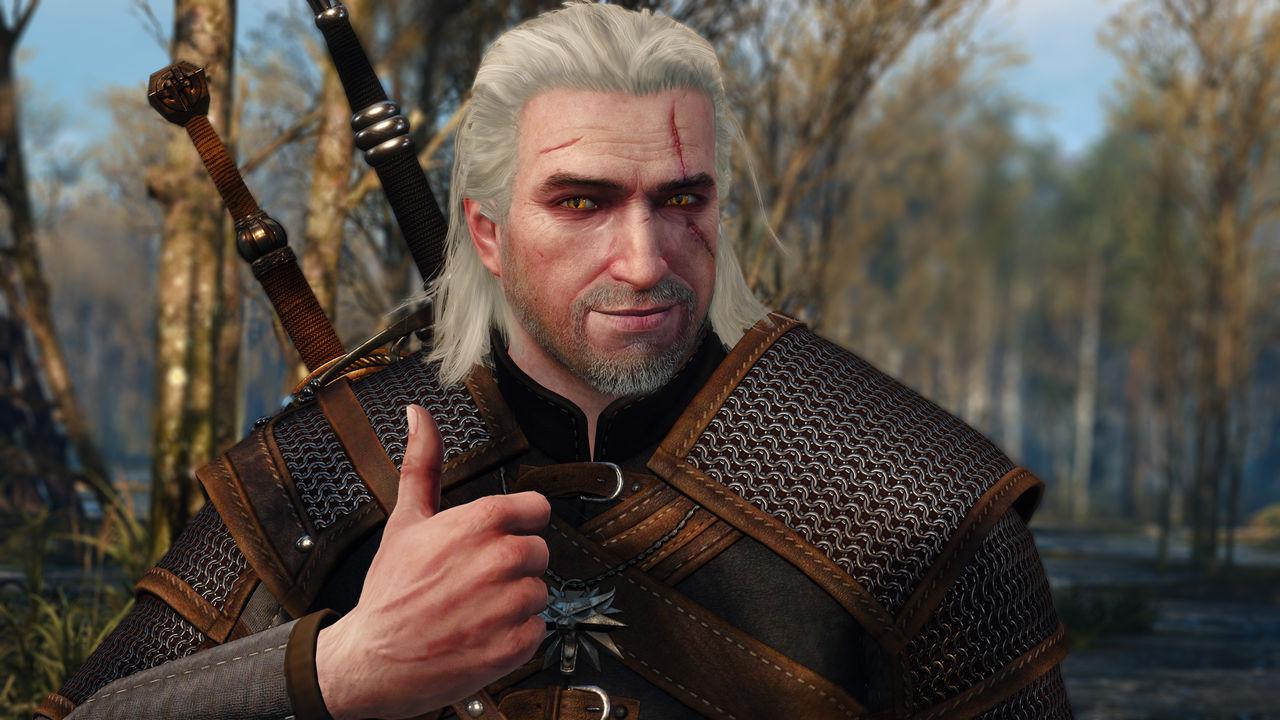 GOG ger Witcher 3 till PC till alla som äger Witcher 3