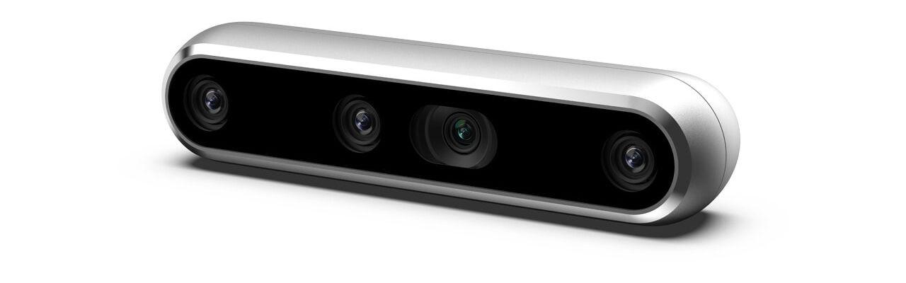 Intel visar upp ny RealSense-kamera
