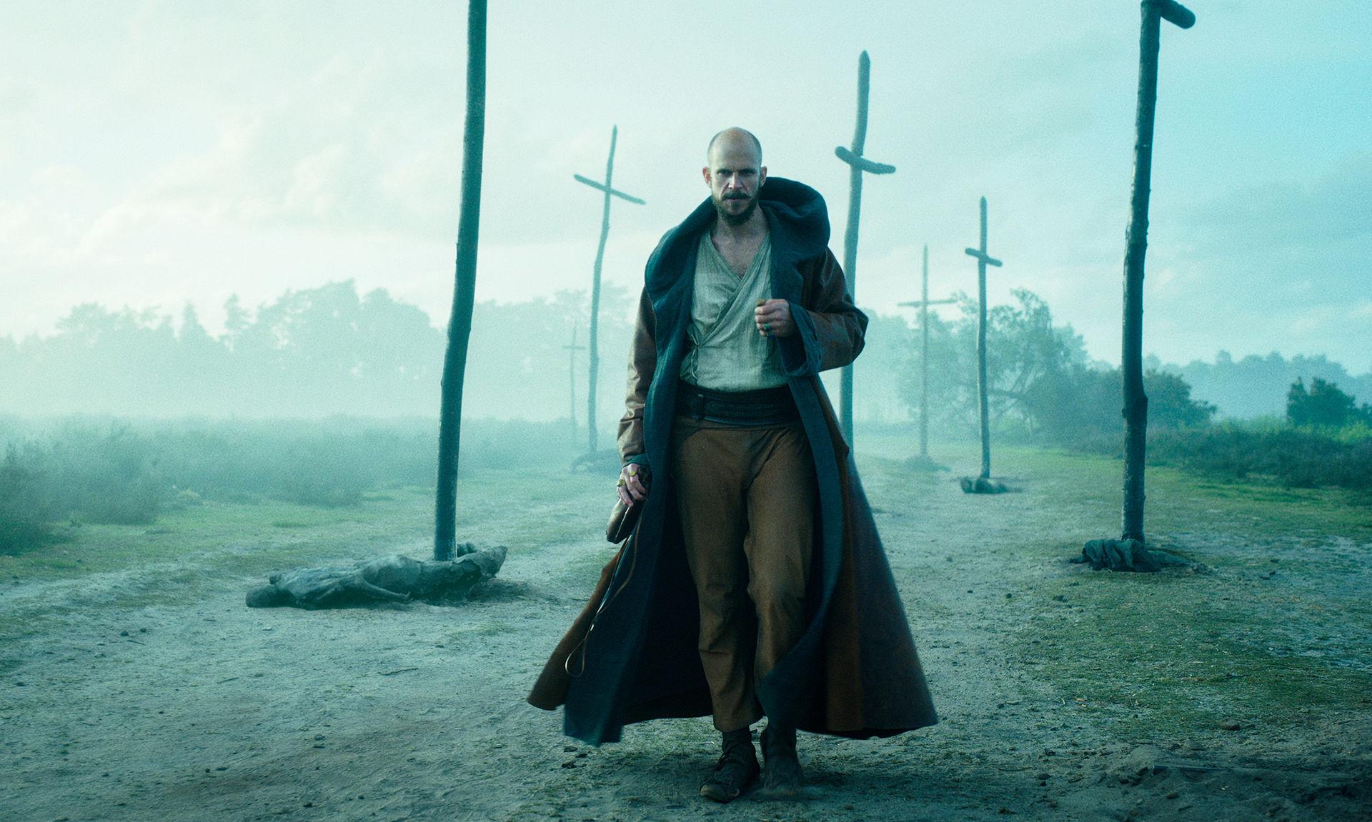 Nya fantasy-serien Cursed har premiär den 17 juli
