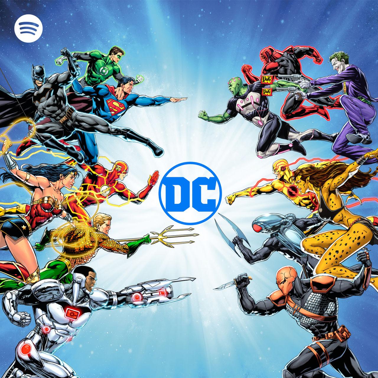 Batman dyker snart upp på Spotify