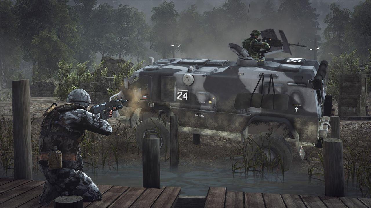 Det verkar inte bli någon remaster av Battlefield Bad Company