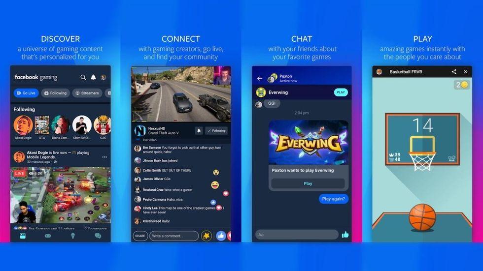 Facebook får inte släppa sin gaming-app till iOS