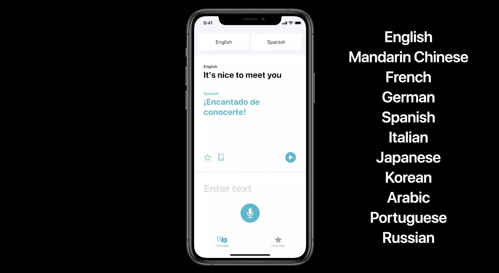 WWDC Apple presenterar Translate till Siri Apples smarta assisten blir bättre på översättningar