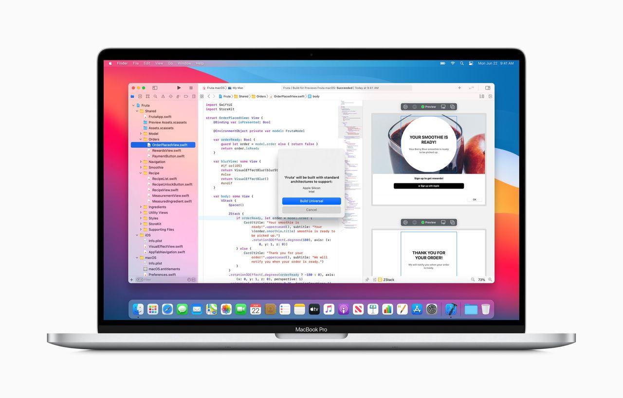 Apple börjar göra egna processorer för mac!