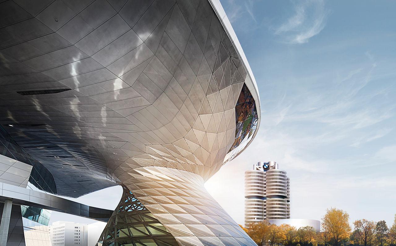 BMW och Mercedes avslutar samarbetet kring självkörning