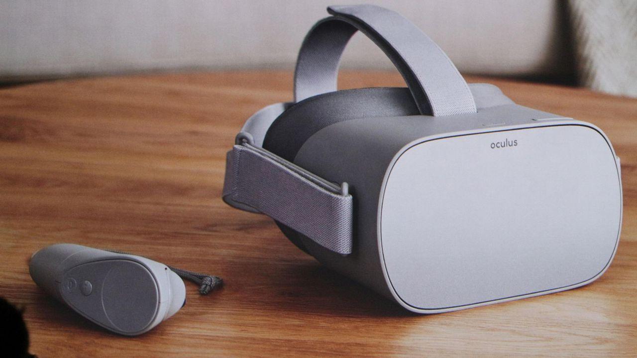 Hejdå Oculus Go