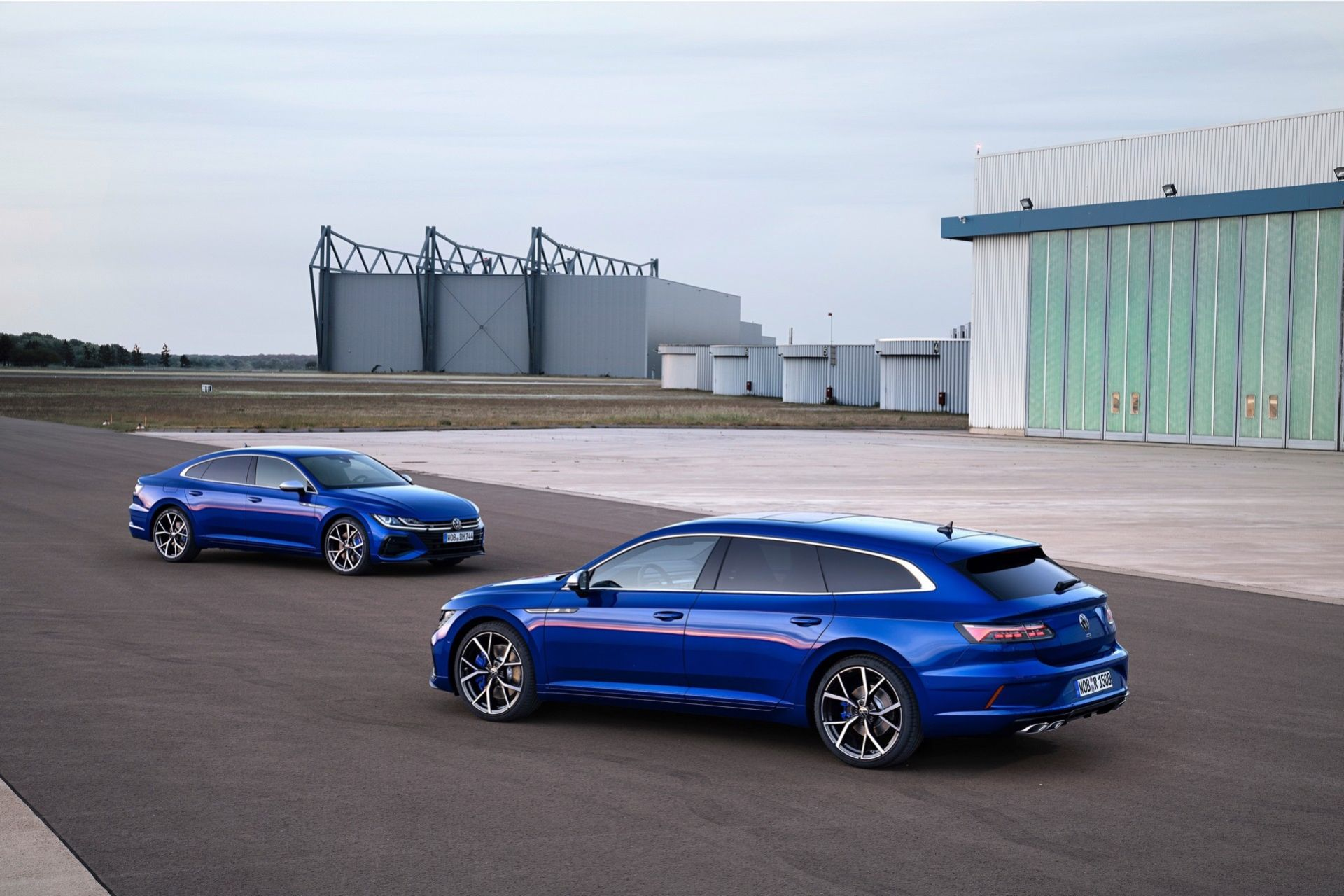 Volkswagen rullar ut Arteon Shooting Brake