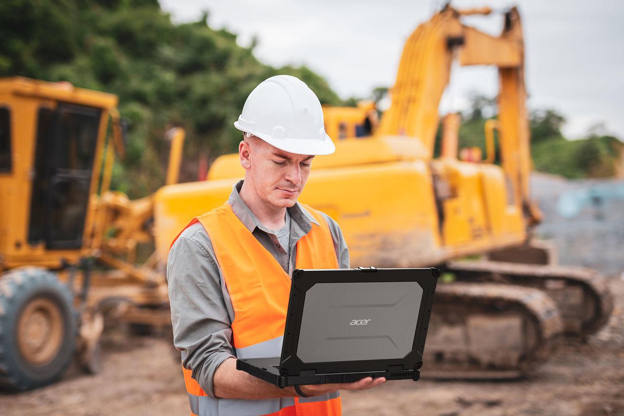 Acer presenterar Enduro-serien