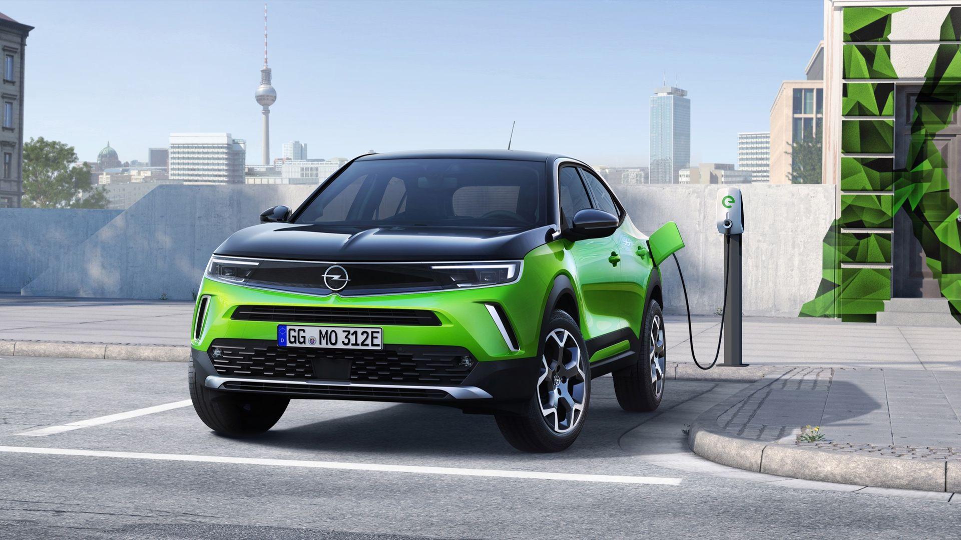 Nu är nya Opel Mokka här