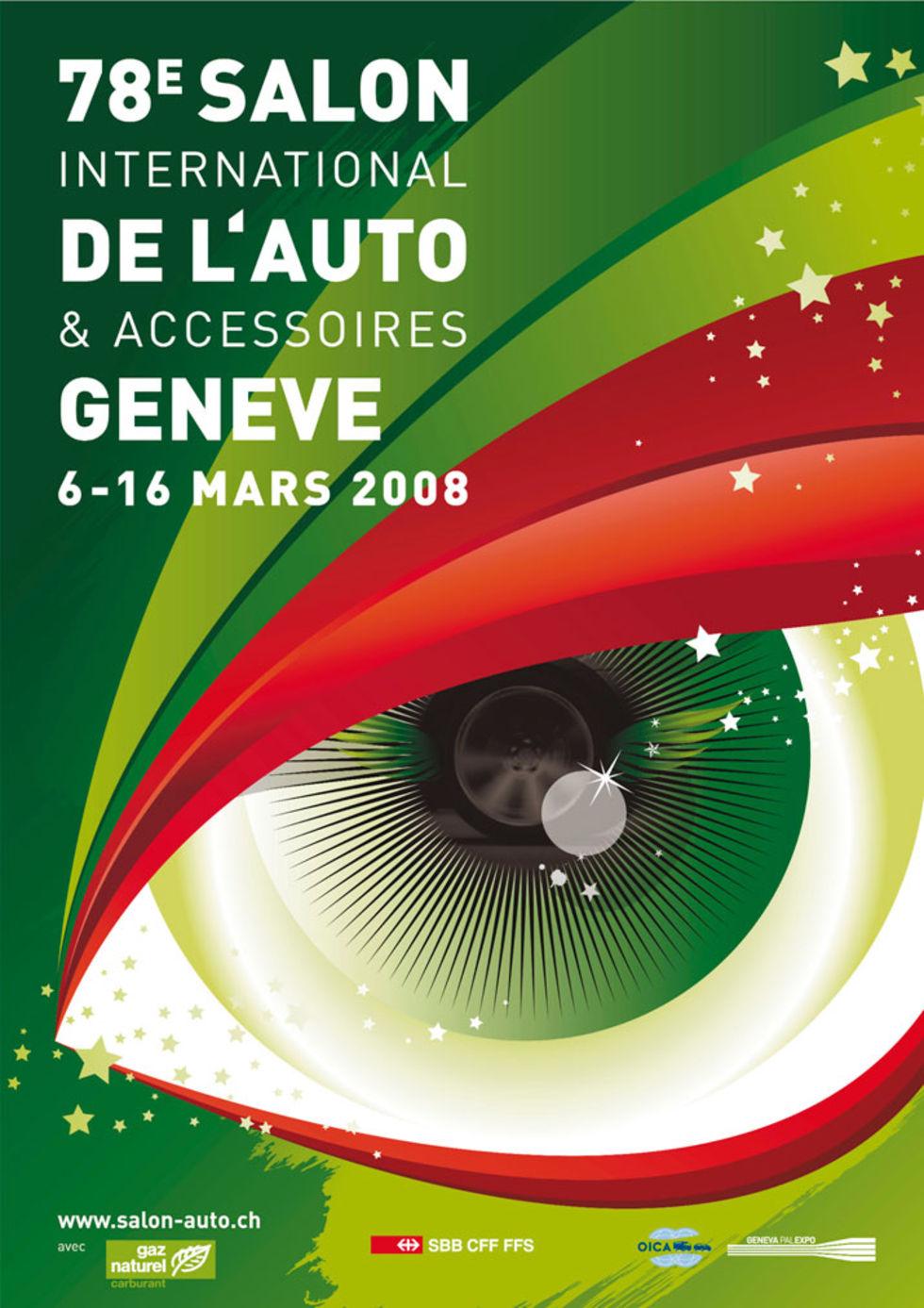 Snart dags för Genève-salongen