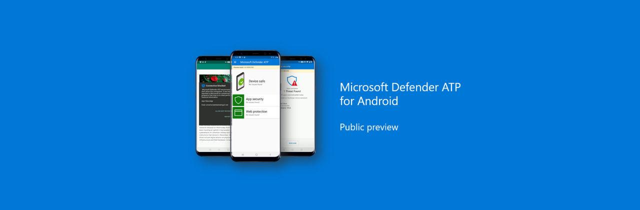 Microsoft Defender släppt till Android och Linux