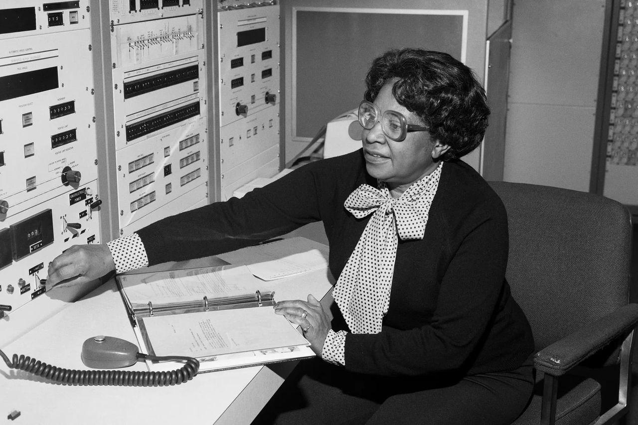 NASA döper sitt huvudkontor till Mary W. Jackson