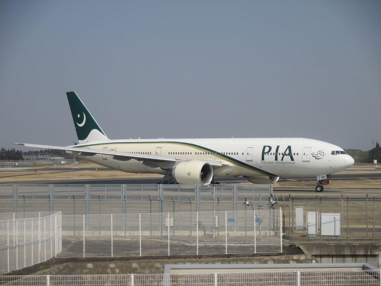 Var tredje pilot i Pakistan saknar licens