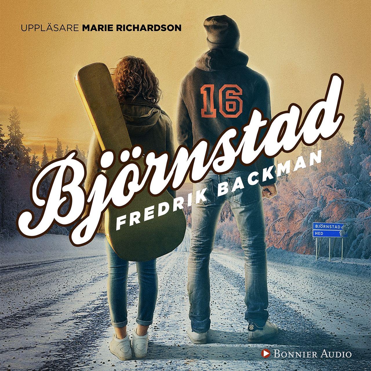 Fredrik Backmans roman Björnstad blir tv-serie